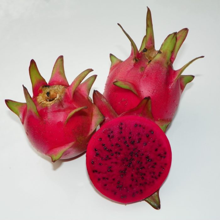 Country Roads Dragon Fruit sliced