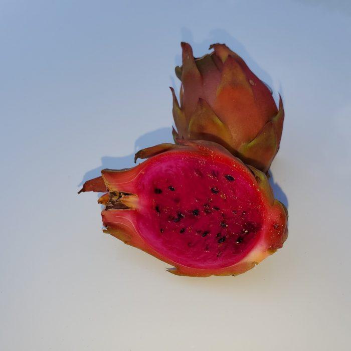Sugar Dragon Dragon Fruit Sliced